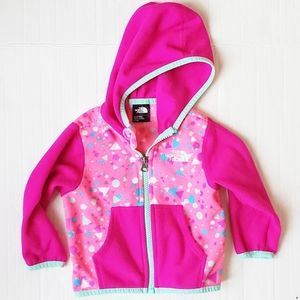 The North Face Infant Zip Up Hoodie 6-12 Month